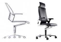 Office chair ON