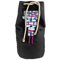 Large Just Do It Carry Bag Rope Drawstring Closure Round Bucket Bag ** Check this awesome product by going to the link at the image.