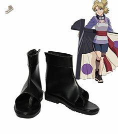 NARUTO Anime Temari Cosplay Shoes Boots Custom Made * See this great product. (This is an affiliate link and I receive a commission for the sales) Temari Cosplay, Cosplay Anime, Cosplay Outfits, Anime Outfits, Cosplay Costumes, Naruto Clothing, Diy Clothing, Naruto Shippuden Anime, Anime Naruto