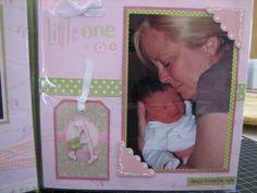 Baby Girl Scrapbook - Scrapbook.com