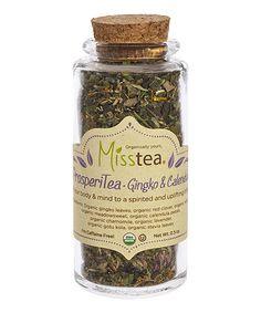 Miss Tea Prosperitea Ginkgo & Calendula Organic Tea Calendula Tea, Beverages, Tasty, Organic