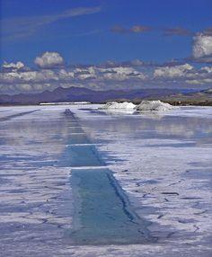 '' SALT LAKE '' - Purmamarca, Jujuy