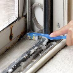 Easy Sliding Door & Window Track Cleaner
