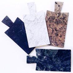 Marble Chopping Board - Crockery & Utensils - Kitchen & Dining - Homeware - Kitchenware - Kitchen Accessories - Fiammetta V.