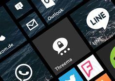 Threema für Windows Phone ist da