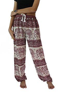 Bangkokpants Unisex Hippie Boho Elephant Pants One Size R... https://www.amazon.com/dp/B00YZKQFBE/ref=cm_sw_r_pi_dp_tQfAxbHRSVA2H