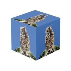 O Is For Owl Cube Photo Cubes, Images And Words, Cleaning Wipes, Bookends, Owl, Display, Create, Prints, Color