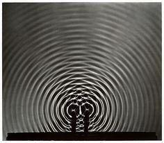 Berenice Abbott's Stunning Vintage Black-and-White Photographs of Scientific Phenomena Berenice Abbott's Minimalist Black-and-White Science Imagery, Berenice Abbott, Man Ray, Louis Daguerre, Edward Weston, Ohio, Photo Exhibit, Eugene Atget, Art Ancien, Gelatin Silver Print