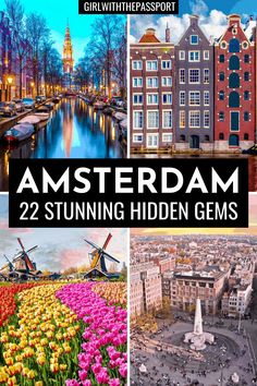 Amsterdam Itinerary | Amsterdam Hidden Gems | Unique Things to do in Amsterdam | Unusual things to do in Amsterdam | Non-touristy things to do in Amsterdam | Amsterdam travel tips | Places to go in Amsterdam | Cute Places in Amsterdam | Amsterdam Photo Spots | Amsterdam Netherlands Bucket List | Europe Travel | Amsterdam Travel | Amsterdam Photography | Amsterdam Red Light District | Amsterdam Travel Photography | Amsterdam Travel Things to do in | Amsterdam Travel Photos #Amsterdam…