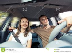 Image result for couple in car