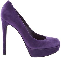 Buy your heels Dior on Vestiaire Collective, the luxury consignment store online. Pre-owned Purple Heels Dior in Suede available. Purple Pumps, Purple Suede, Plum Purple, Shades Of Purple, Suede Platform Pumps, Suede Heels, Leather Heels, Shoes Heels, Christian Dior