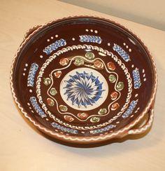 Ciorbalau, strachina mare ceramica de Horezu 1
