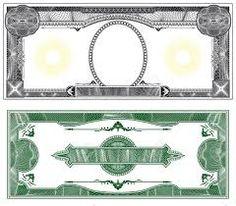 Play Money Template Customizable   Teaching/Tutoring   Pinterest ...