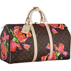 Réplique Louis Vuitton Collections Défilés Keepall 50 M48605, répliques sac…