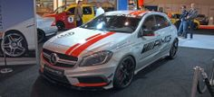 2013 Mercedes-Benz A45 AMG Renn-Taxi