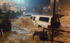 Flood Destruction In Historic Ellicott City: Photos and Video – Just In Weather – News Ellicott City Maryland, Water Rescue, Systems Thinking, California Kids, Flood Damage, Weather News, Family Picnic, Extreme Weather, Destruction