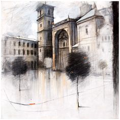 DANIEL PARRA LOZANO pintura ilustración  | Mix Media URBAN