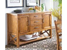 Shop for Fine Furniture Design and Mkt Server, 437-850, and other Dining Room Cabinets at Goods Home Furnishings in North Carolina Discount Furniture Stores. Stow away items in the convenience of this charming cabinet.  Alluring looks and a versatile build make this cabinet a simple solution to storage and display space.
