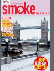 Aspiring journalist or designer? Smoke Magazine is hiring for the 2013/14 academic year. More info available at: http://www.uwsu.com/?media=smoke-magazine-is-hiring