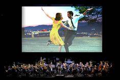 """Große Träume, Romantik und mitreißende Musik: Mit """"La la Land – In Concert"""" kommt das oscarprämierte Musical-Drama jetzt auf die große Konzertbühne. Am 10.01., ab 20 Uhr auch in unserem Beethoven-Saal. Mehr unter: https://www.musiccircus.de/Tickets/la-la-land-in-concert_591993bd7b53398360bbf64d © Music Circus Concertbüro GmbH"""