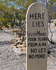 Tombstone Arizona! See more: http://www.gypsynester.com/ts.htm