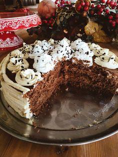Party Desserts, Tiramisu, Sweets, Cake, Ethnic Recipes, Food, Yum Yum, Leaves, Flowers