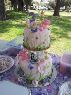 Amys Ambrosial Delights Fairy Birthday PartyBirthday Cake Girls3 Year Old CakeBirthday PartiesBirthday