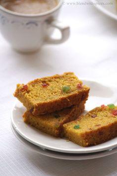 eggless mango cake with wheat flour, how to make mango tutti frutti cake, eggless cake recipes, vegan cakes