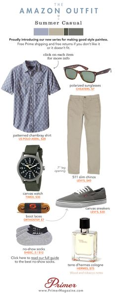 Amazon Outfit - Summer Casual