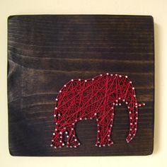 animal String Art.... i want giraffe