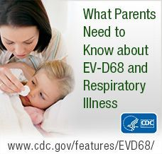 Know how to protect your child from enterovirus-D68 (EV-D68) infection and other respiratory illnesses. http://1.usa.gov/1sC9Jfc