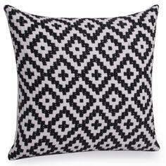 Found it at Wayfair - Citta Modena Hand Woven Cotton Pillow Cover