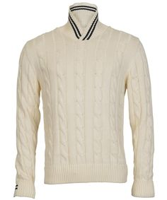 Barbour Pavillion Cable Sweater | Barbour's Dedicated Online Shop for Barbour Clothing