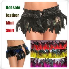 """Find More Feather Information about Factory Price 1meters 6 8""""inch width Rooster Feather Fringe Dyed Royal Blue turquoise with Satin Ribbon Tape for skirt wholesale,High Quality trim bang,China trim cosmetics Suppliers, Cheap feather boa trim from WCFeatherS Factory Store on Aliexpress.com"""