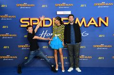 Zendaya And Tom Holland Are Likely Not Tingling Each Other's Spidey Senses | HuffPost