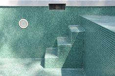 Zwembad Galmaarden mozaiek
