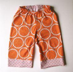 Big Butt Baby Pants Sewing Pattern PDF
