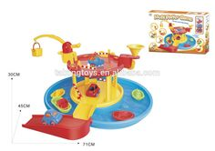 Newest Children Cartoon Garage with plane and car, View plastic car garage, TXY Product Details from Shantou Tai Xing Yuan Toys Firm on Alibaba.com