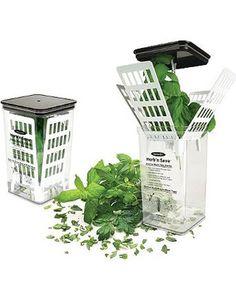 Herb 'n Save Storage Kit