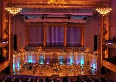 Boston Symphony Hall Especially The Holiday Pops In Love With Building And