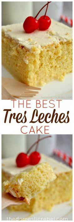 This Tres Leches Cak