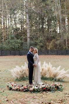 woodland weddings - photo by Carography Studios http://ruffledblog.com/georgia-woodland-wedding-inspiration