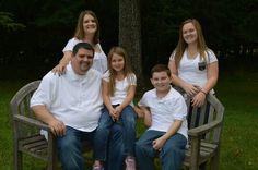 Family shoot fun