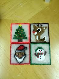 Image result for hama beads christmas decorations