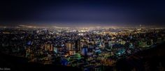 Nights of Tehran by Amin Jafarian  Iran Traveling Center http://irantravelingcenter.com/tehran_iran #iran #tehran #travel