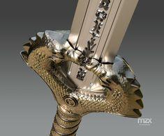 Wonder Woman God Killer Sword - Google Search Sword, Weapons, Lion Sculpture, Wonder Woman, Statue, Detail, Amazon, Google Search, Women