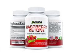 Raspberry Ketones w Green Tea Extract Mango Acai Berry Green Coffee by Swoll Sports  Nutrition 500mg60 Caps  Fast Weight Loss Diet Pills Supplement Energy Booster Increase Metabolism Fat Burner  Pure Vegan Capsules -- Check this awesome product by going to the link at the image.