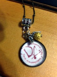 Hogwarts Summer Academy - necklace - Dumbledore's Army