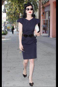 Dita Von Teese .....  ♡♡♡♡♡♡ the dress