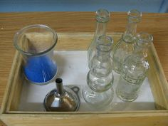 On The Shelf: A Picture Diary of Montessori Work In Our Classroom: Some spring stuff.